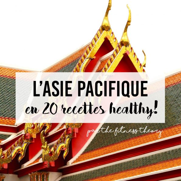 thefitnesstheory ebook recettes asiatiques healthy
