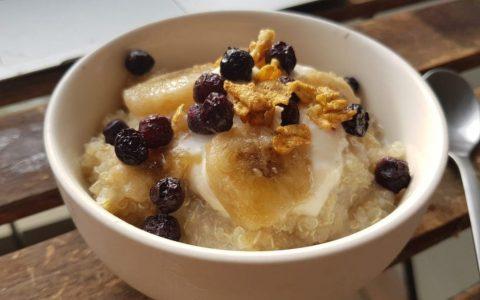 quinoa sucré la recette facile