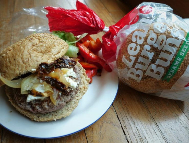 test prozis burger pain review avis