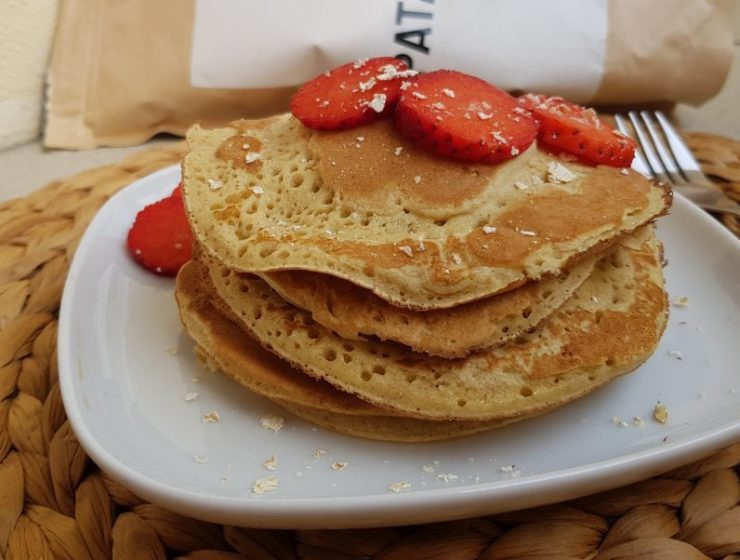 pancakes patate douce nutripure