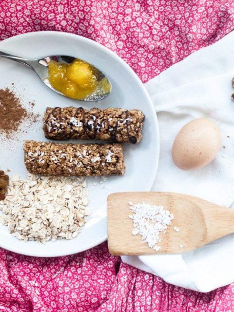 Omelette sucrée : un petit déjeuner plein de protéines