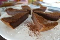 gateau chocolat tofu soyeux training paradise