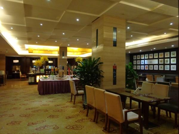 China Hotel Buffet Breakfast