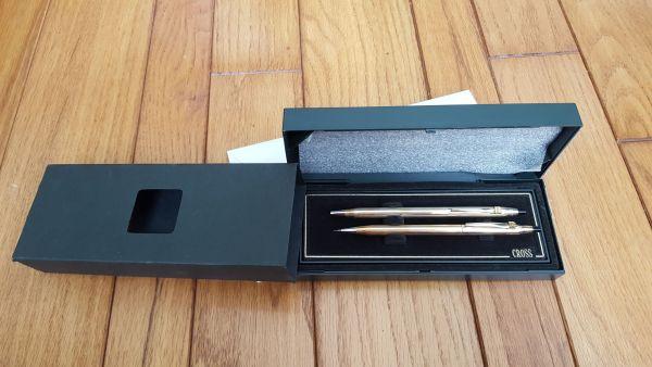 heather's present cross led pencils twist