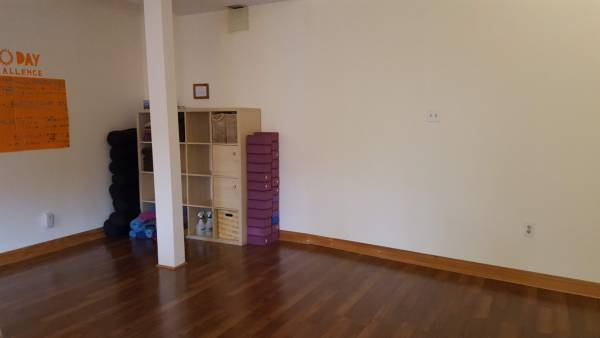 yoga meditation room studio