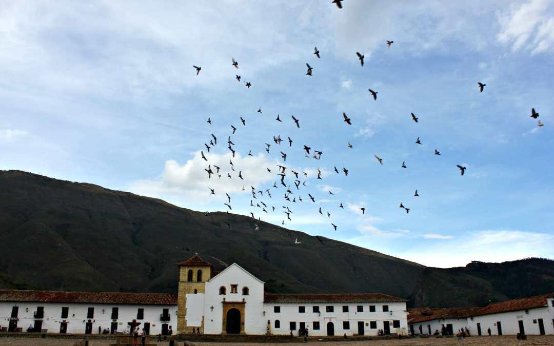 Villa de Leyva (and a bit of Bogotá too!)