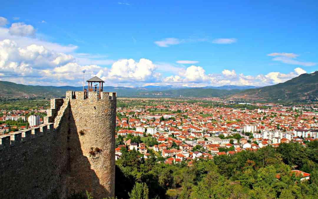 Macedonia's Beautiful Ohrid