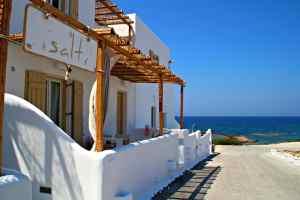 Salt Suites & Executive Rooms Review (Milos)