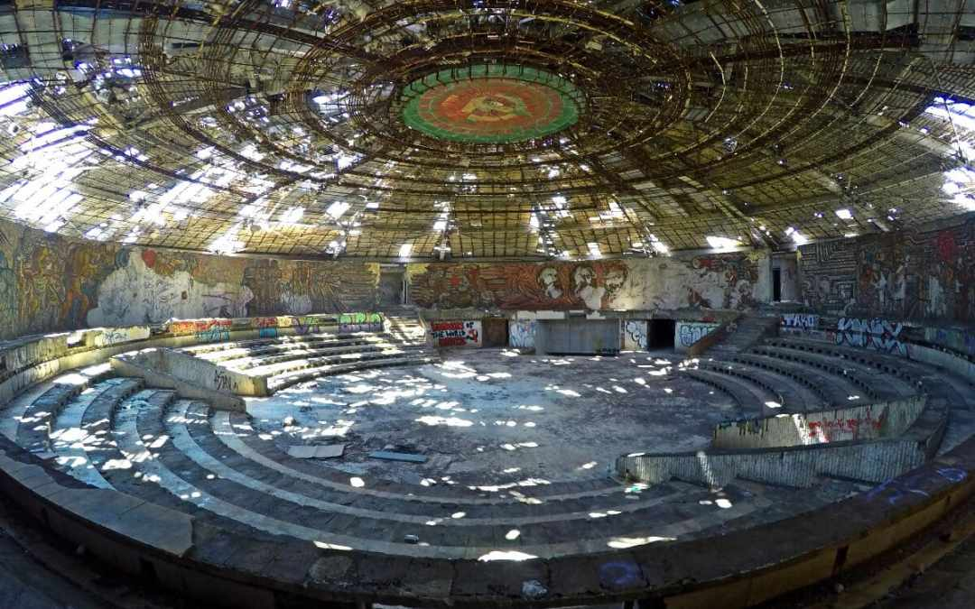 Buzludzha: Europe's Biggest Secret