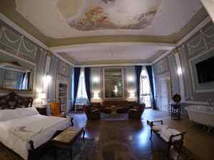 Living like Royalty at Corte Realdi