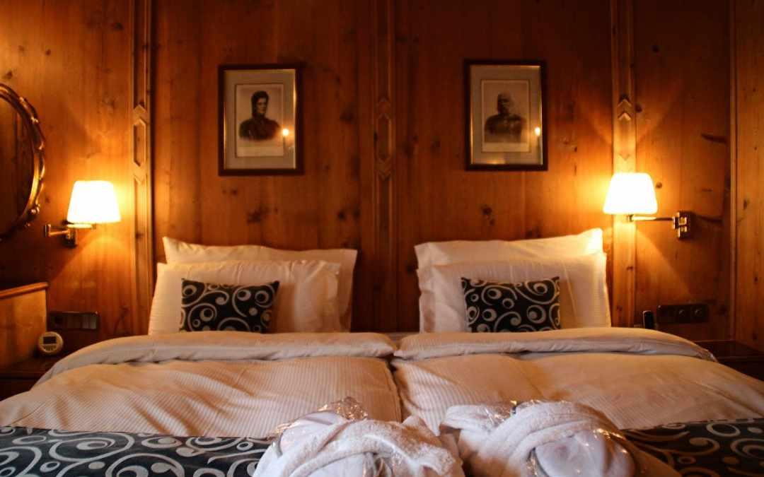 Grand Hotel Europa Review (Innsbruck)