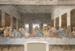 Discovering DaVinci's Last Supper