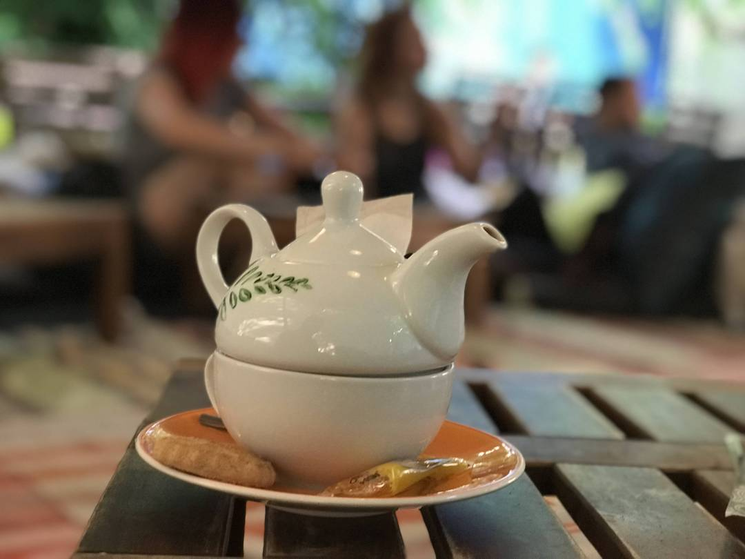 Visiting Bucharest? Swing by Podstel to enjoy their outdoor terrace, local tea shop, community activities, comfy beds, and extraordinary atmosphere! Read more at www.thefivefoottraveler.com