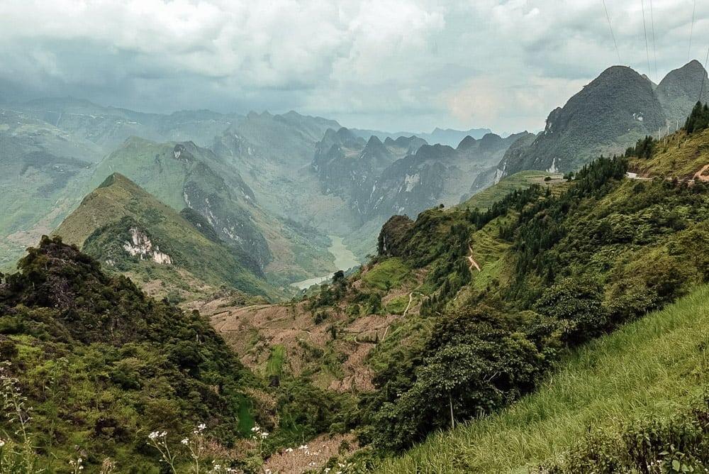 Exploring the Ha Giang Northern Loop Trail