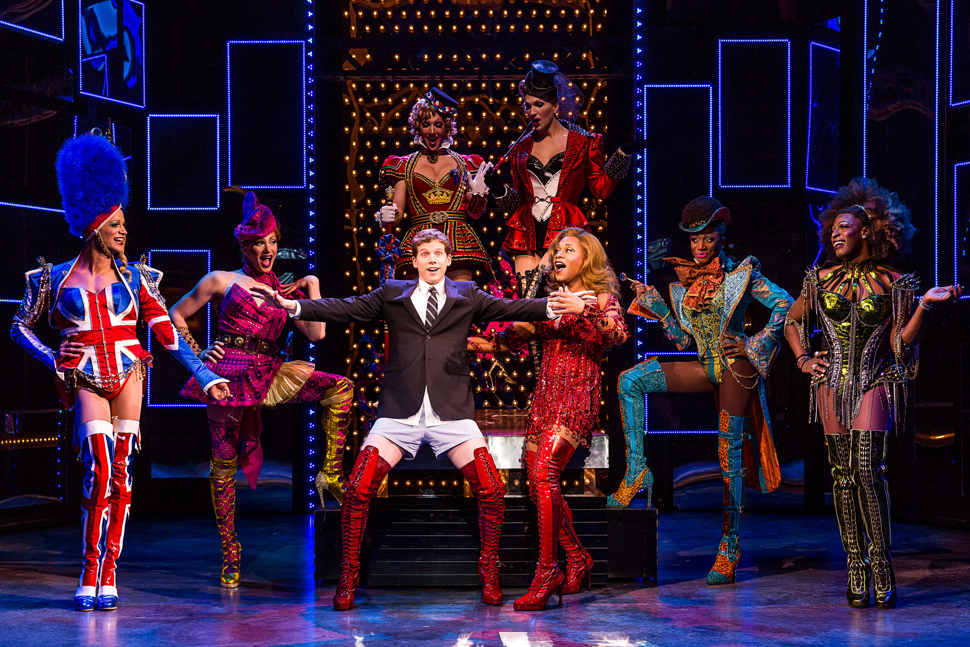 Interview Grace Stockdale Kinky Boots National Tour