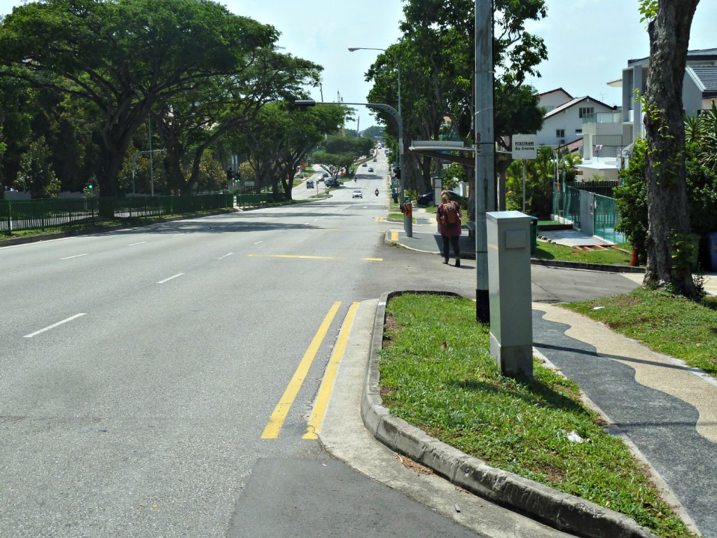 Goodbye Singapore, you beautiful clean haven of sense