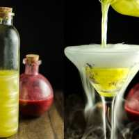 How to make Shimmery Liqueur & The Science!
