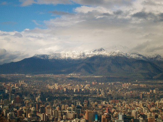 Copa: New York – Santiago, Chile. $414. Roundtrip, including all Taxes
