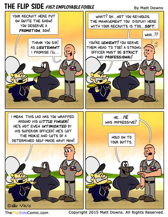 #167: Employable Foible