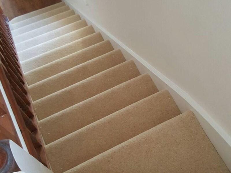 Stairs Portfolio Carpets The Flooring Group   Beige Carpet On Stairs   Living Room   Art Deco   Design   Pattern   Builder Grade