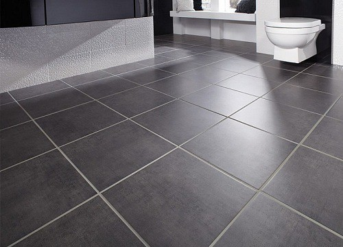 Ceramic Tiles are Ideal for Bathrooms