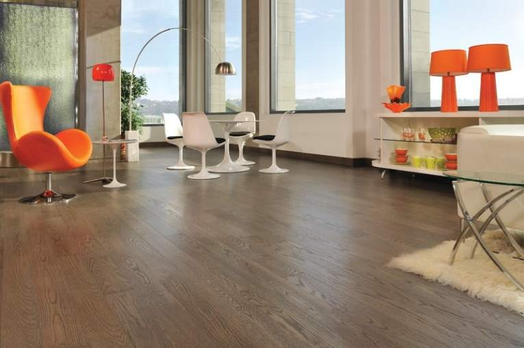 Engineered vs Solid Hardwood  Which Is Best   It was once true that most solid hardwood flooring needed to be  professionally installed  If you are a do it yourselfer  then this was  traditionally a big