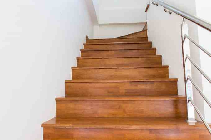 How Do You Lay Laminate Flooring On Stairs Wikizie