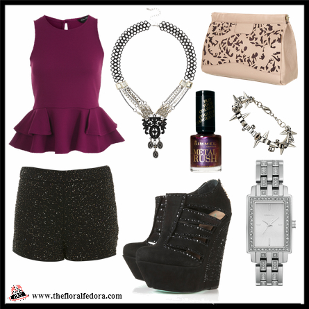 Outfit of the Day - October 13, 2012