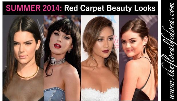 Celebrity Red Carpet Beauty Looks 2014