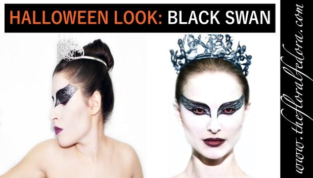 Halloween Look - Black Swan