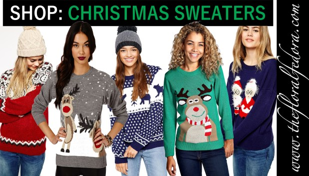 Shop: Christmas Sweaters