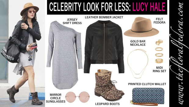Celebrity Look for Less: Lucy Hale