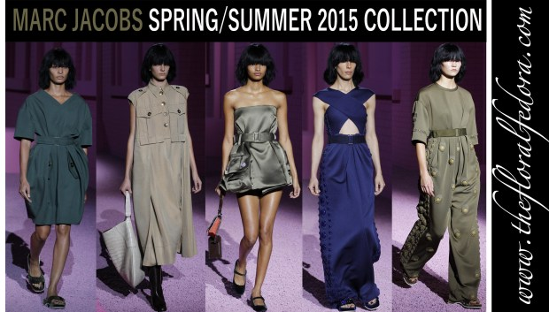 Marc Jacobs Spring Summer 2015 Collection