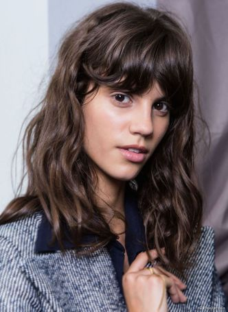 Hairstyle Trend: Tousled Hair