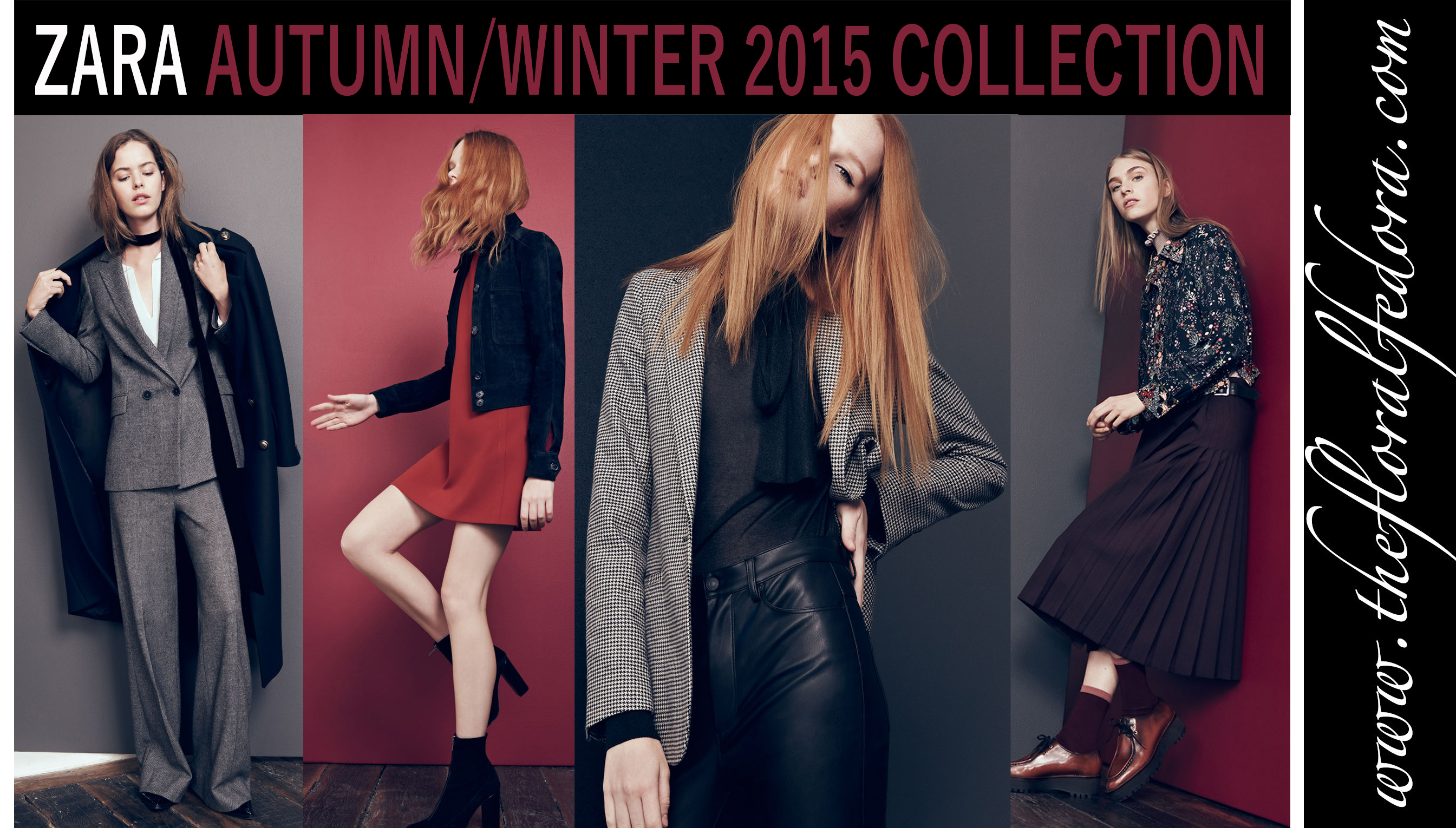 Zara Autumn/Winter 2015 Collection