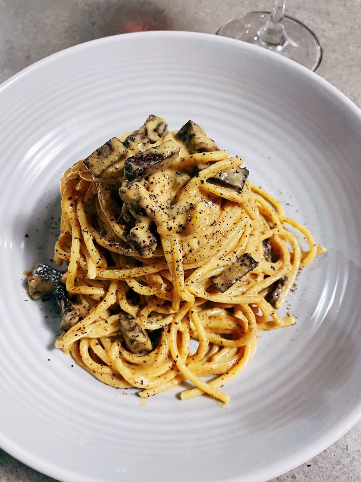The Best Vegan Carbonara Recipe   The Floured Kitchen