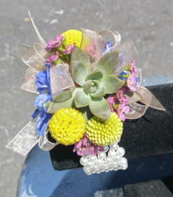 Prom Corsage Design The Flower Diva