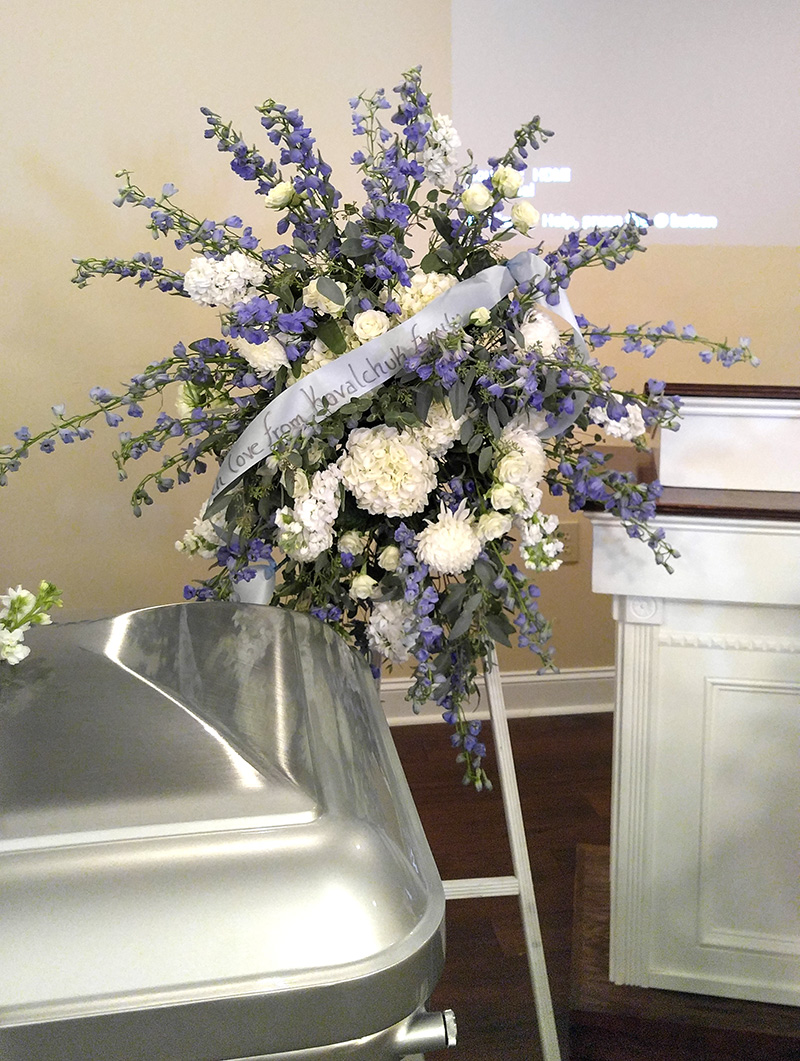 Standing Spray For Funeral