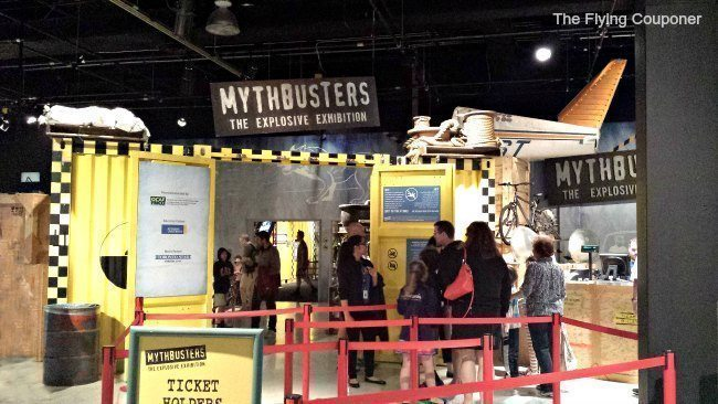 Mythbusters giveaway prizes for kids