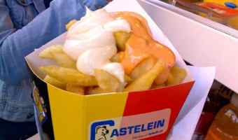 5 foods you must eat in Belgium (I do not accept responsibility for the content of this post)