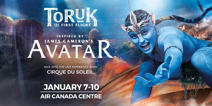 TORUK–The First Flight Tickets Giveaway