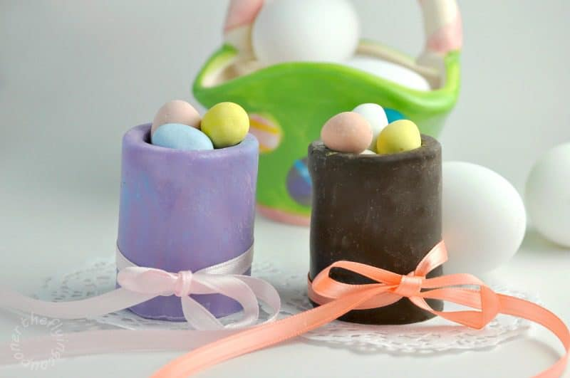 Easter Chocolate Shot Glasses. The Flying Couponer.
