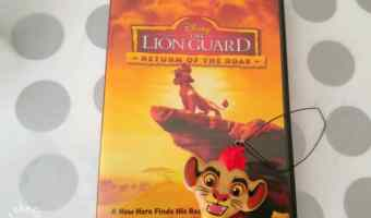 You must see The Lion Guard: Return of the Roar