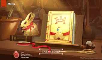 The Bell that Rang in Easter #GoldBunnyStory + Giveaway