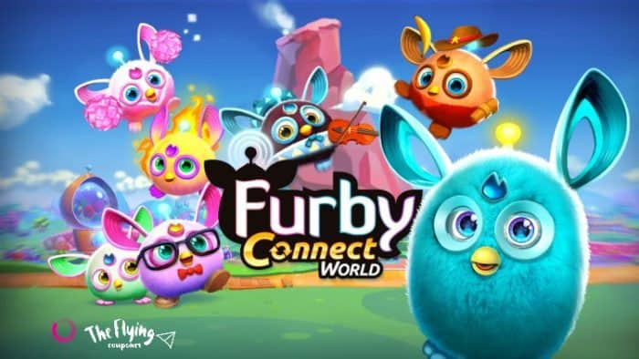how to feed furby connect