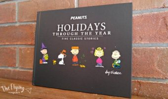 Peanuts Holiday Through the Year Book