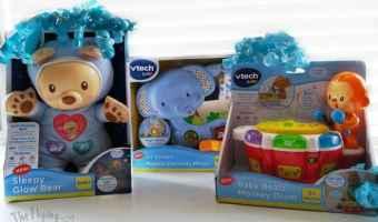 My Favourite VTech Baby Toys