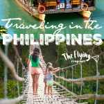 Traveling in the Philippines