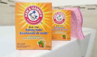 Arm & Hammer Baking Soda is Celebrating Canada's 150th anniversary + Giveaway