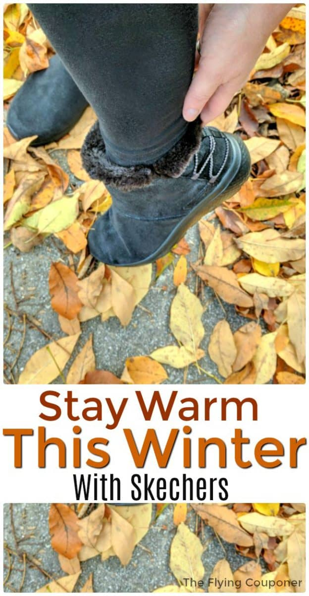 Stay Warm this Winter with Skechers